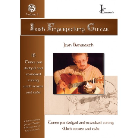 Jean Banwarth - Irish Fingerpicking Guitar vol.1