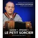 Vidéos pédagogiques - Accordéon diatonique - Saison 1 - Episode 1