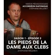 Online teaching videos - Melodeon - Season 1 - Episode 5