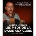 Vidéos pédagogiques - Accordéon diatonique - Saison 1 - Episode 5