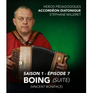 Online teaching videos - Melodeon - Season 1 - Episode 7