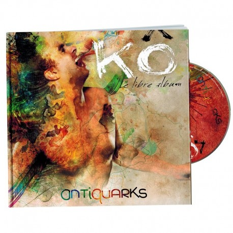 """Antiquarks """"Kô - le libre album"""""""