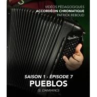 Online teaching videos - chromatic accordion - Season 1 - Episode 7