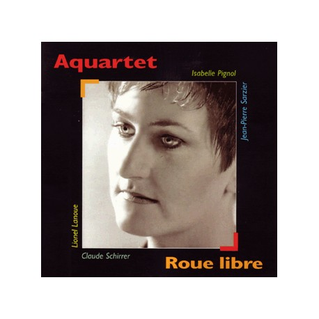 Aquartet - Roue libre
