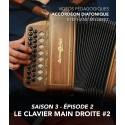 Vidéos pédagogiques - Accordéon diatonique - Saison 3 - Episode 2