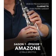 Vidéos pédagogiques - Clarinette - Saison 1 - Episode 1
