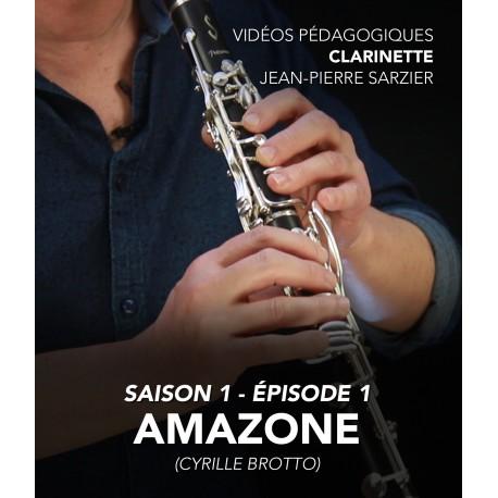 Online teaching videos - Clarinet - Season 1 - Episode 1