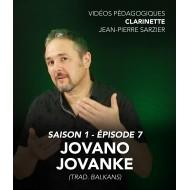 Vidéos pédagogiques - Clarinette - Saison 1 - Episode 7