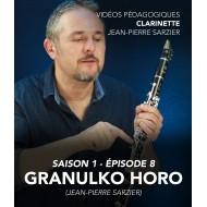 Online teaching videos - Clarinet - Season 1 - Episode 8