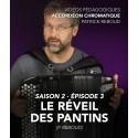 Online teaching videos - chromatic accordion - Season 2 - Episode 3