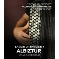 Online teaching videos - chromatic accordion - Season 2 - Episode 4