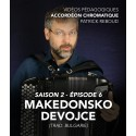 Online teaching videos - chromatic accordion - Season 2 - Episode 6