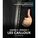 Online teaching videos - chromatic accordion - Season 2 - Episode 7