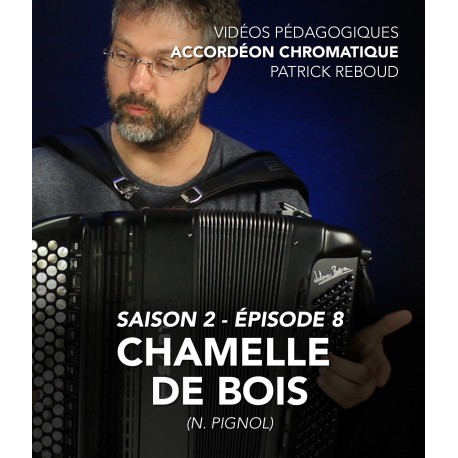 Online teaching videos - chromatic accordion - Season 2 - Episode 8