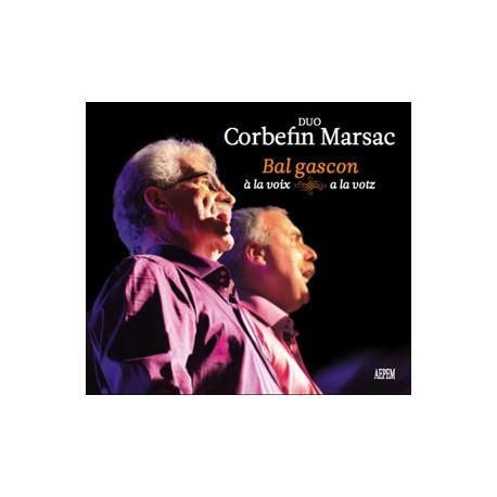 Duo Corbefin Marsac - Bal gascon a la votz