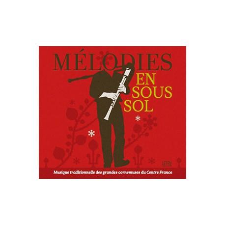 Mélodies en sous sol - Mélodies en sous sol