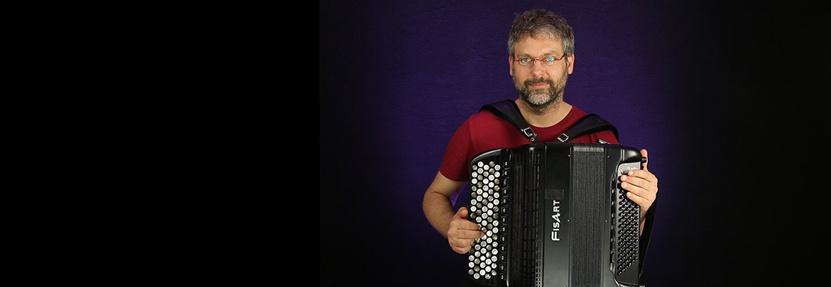 Patrick Reboud Accordéon chromatique
