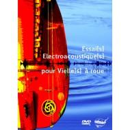 Laurence Bourdin - Essai Electroacoustique pour Vielle à roue