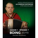 Online teaching videos - Melodeon - Season 1 - Episode 7
