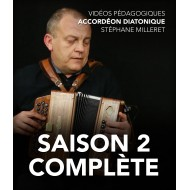 Vidéos pédagogiques - Accordéon diatonique - Saison 2 complète