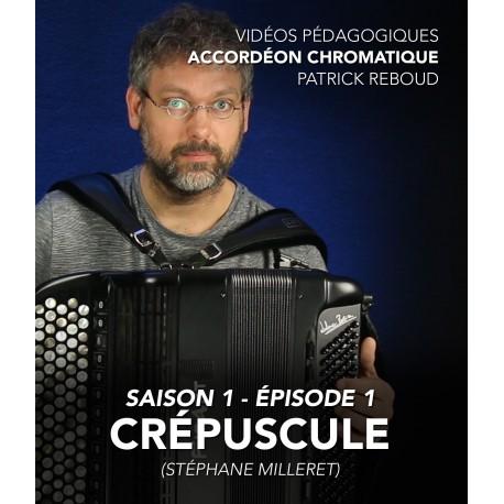 Online teaching videos - chromatic accordion - Season 1 - Episode 1