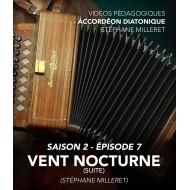 Vidéos pédagogiques - Accordéon diatonique - Saison 2 - Episode 7