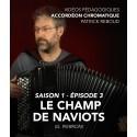 Vidéos pédagogiques - Accordéon chromatique - Saison 1 - Episode 3