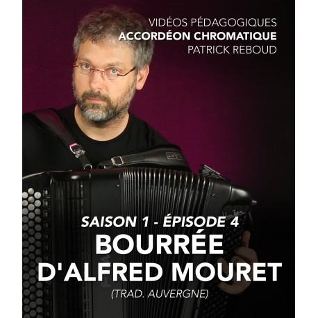 Online teaching videos - chromatic accordion - Season 1 - Episode 4