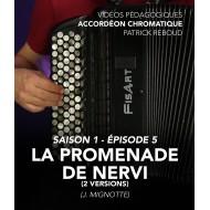 Online teaching videos - chromatic accordion - Season 1 - Episode 5