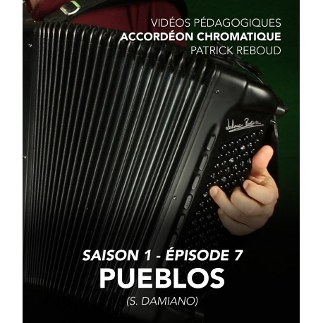 Online teaching videos - chromatic accordion - Season 1 - Episode 7