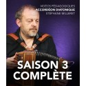 Online teaching videos - Melodeon - The complete third season