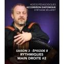 Vidéos pédagogiques - Accordéon diatonique - Saison 3 - Episode 8