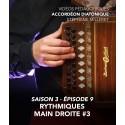 Vidéos pédagogiques - Accordéon diatonique - Saison 3 - Episode 9
