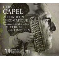 Hervé Capel - Accordéon chromatique - Bourrées d'Auvergne et du Limousin