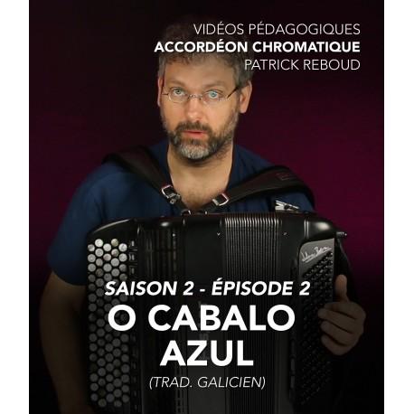 Vidéos pédagogiques - Accordéon chromatique - Saison 2 - Episode 2