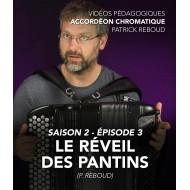 Vidéos pédagogiques - Accordéon chromatique - Saison 2 - Episode 3