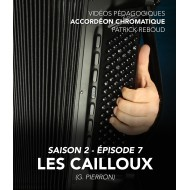 Online teaching videos - chromatic accordion - Season 2 - Episode 7