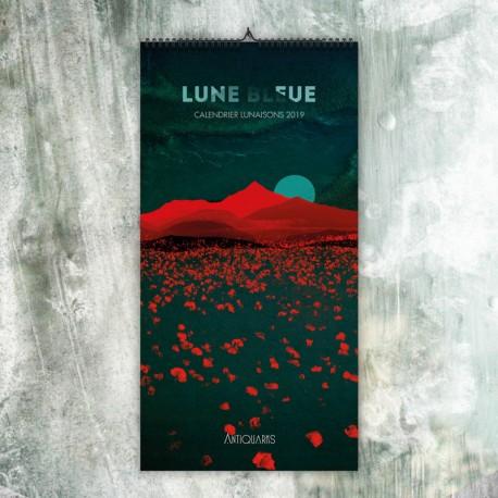Antiquarks - Calendrier lunaisons 2019