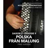 Online teaching videos - chromatic accordion - Season 2 - Episode 9