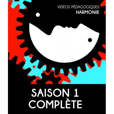 Vidéos pédagogiques - Harmonie - Saison 1 complète