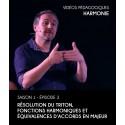 Vidéos pédagogiques - Harmonie - Saison 1 - Episode 3