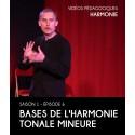 Vidéos pédagogiques - Harmonie - Saison 1 - Episode 6
