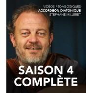 Vidéos pédagogiques - Accordéon diatonique - Saison 4 complète