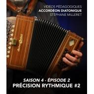 Stéphane Milleret - Accordéon diatonique - Saison 4- Episode 2