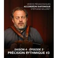 Stéphane Milleret - Accordéon diatonique - Saison 4- Episode 3