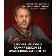 Stéphane Milleret - Accordéon diatonique - Saison 4- Episode 5