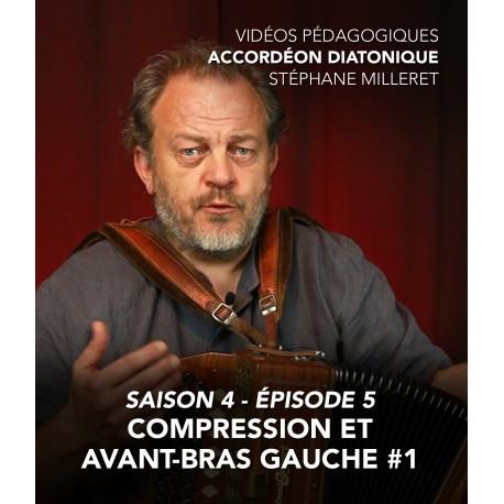 Stéphane Milleret - Melodeon - Season 4 - Episode 5