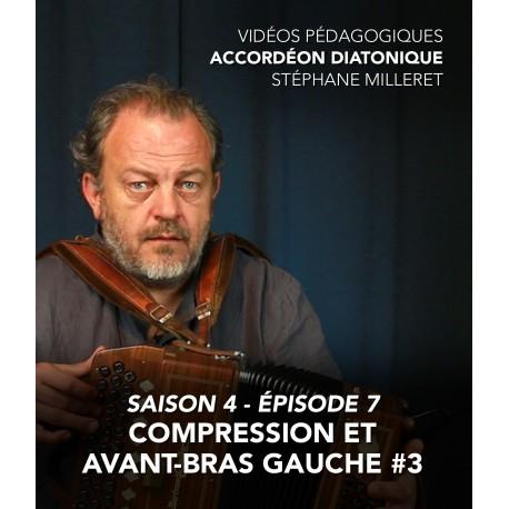 Stéphane Milleret - Melodeon - Season 4 - Episode 7