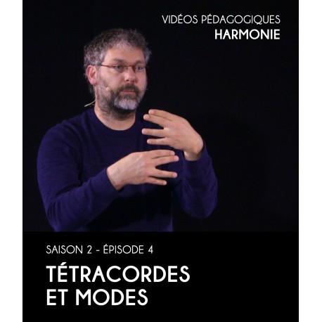 Vidéos pédagogiques - Harmonie - Saison 2 - Episode 4