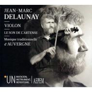 Delaunay Jean-Marc - Violin